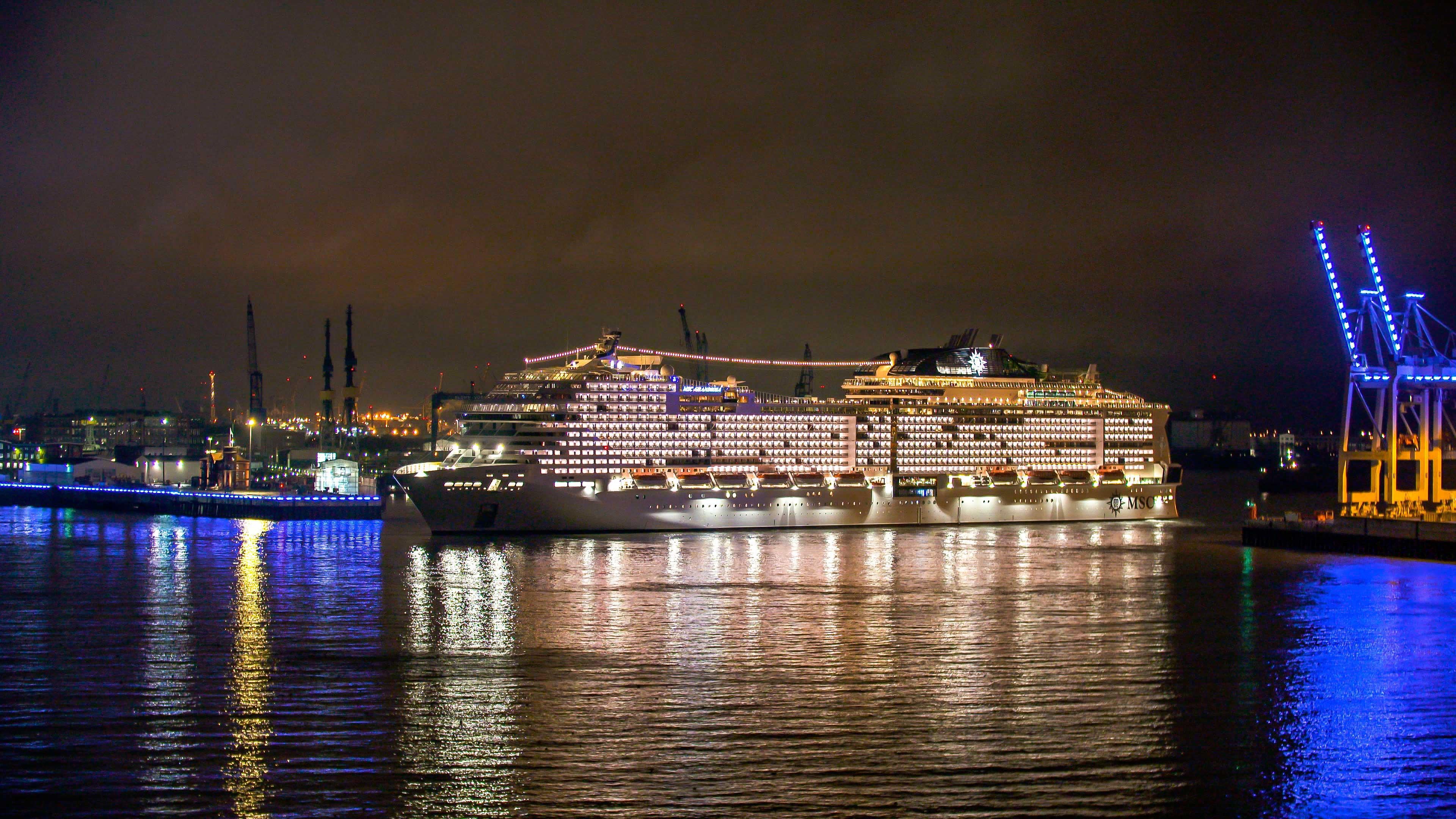 Vil bli det første globale karbonnøytrale cruiseselskapet ...