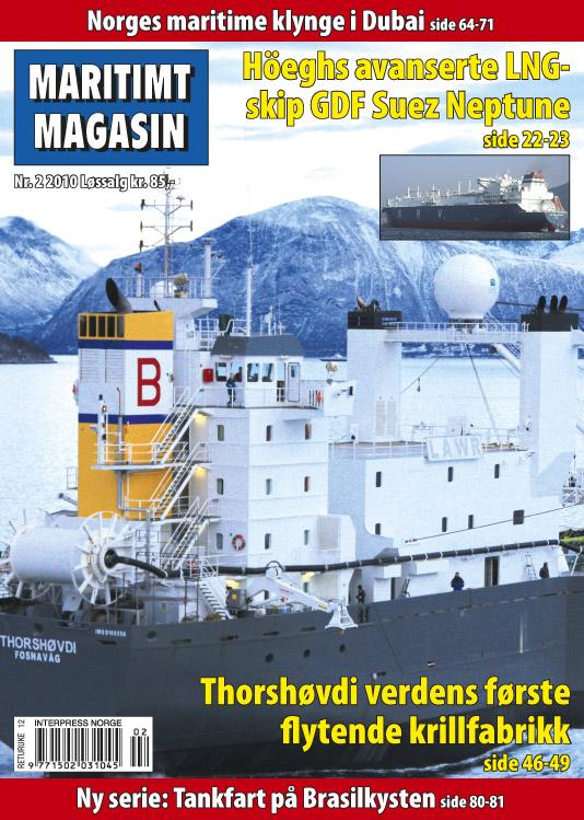 Forsiden av nr. 2/2010