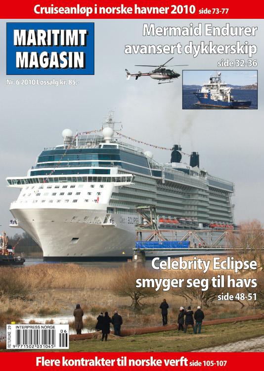 Forsiden av nr. 6/2010