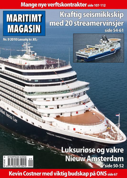 Forsiden av nr. 9/2010