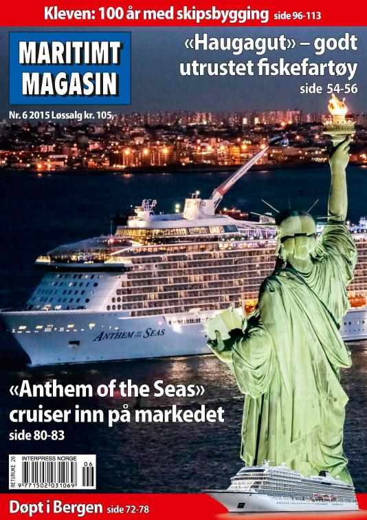 Forsiden av nr. 06/2015