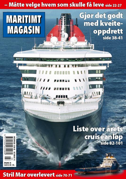 Forsiden av nr. 03/2016