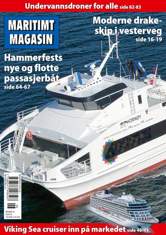 Forsiden av nr. 06/2016