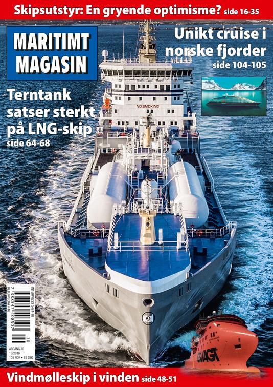 Forsiden av nr. 10/2016