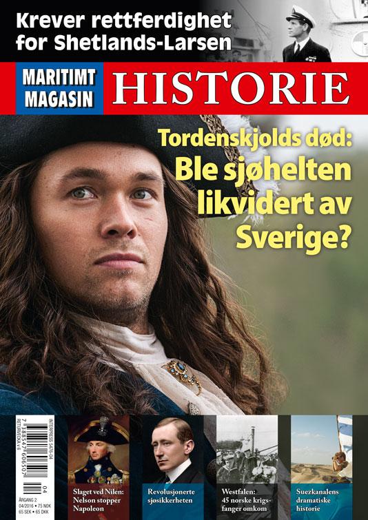 Forsiden av MMH nr. 04/2016