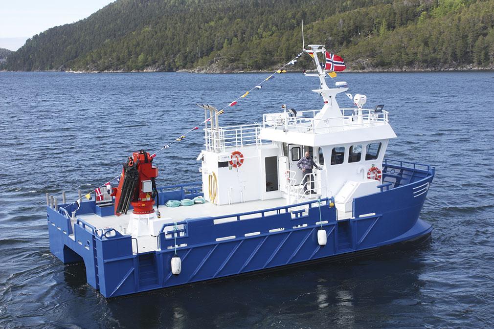 redningsutstyr for skip