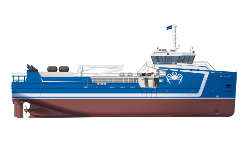 "By choosing Schottel to equip ten Russian crab-catching vessels, the customer has decided on a ""manufacturer with great expertise and decades of experience."" Photo: Schottel"