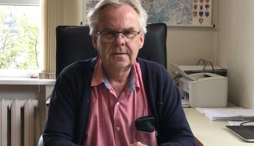 Administrerende direktør i Lido Marine, Gunnvald Laukhammer. Foto: Lido Marine