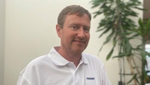 Salgssjef Arne Nogva, Finnøy Gear & Propeller.