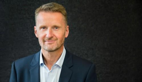 Gunnar Larsen, konsernsjef i Havyard Group ASA. Foto: Havyard