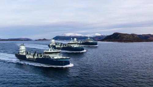 Aas Mek. skal bygge tre brønnbåter til Sølvtrans, med levering i 2022. Ill: Aas Mek. Verksted