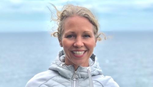 Administrerende direktørHeddaFelini Hurtigruten Norge. Foto: Hurtigruten