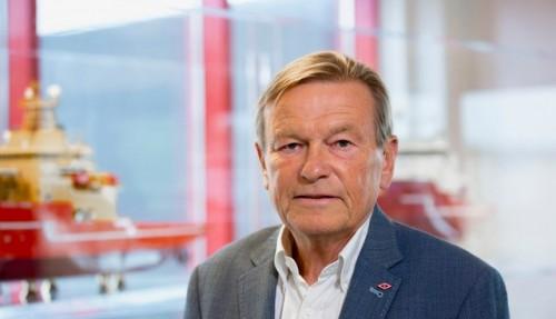 Jan Fredrik Meling, administrerende direktør i Eidesvik Offshore. Foto: Eidesvik.