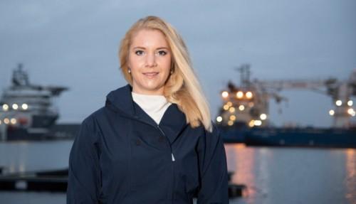 Avdelingsdirektør i Skipsregistrene, Bilde av Elisabeth Hvaal Lingaas. Foto: Sjøfartsdirektoratet