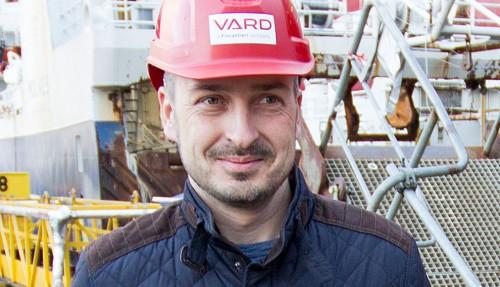 Frode Berg i Kuldeteknisk er klar til å gå ut på markedet med den nye fryseteknologien.
