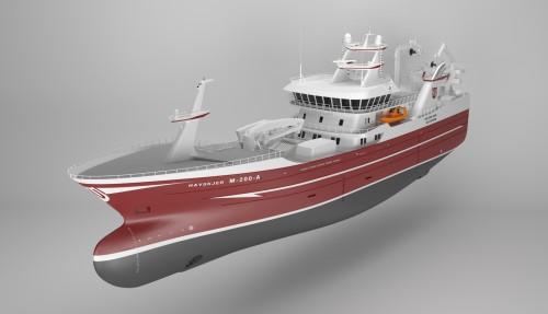 Illustrasjon: Karstensens Skibsværft