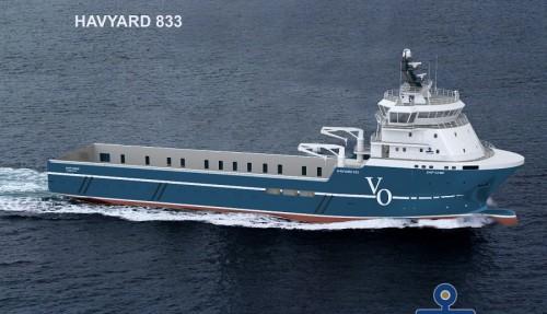 Havyard 833