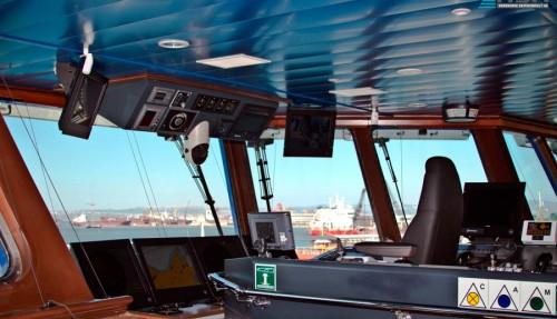 Broen om bord Høydal