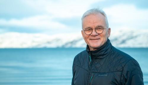 Adm. direktør i Cermaq Norge, Knut Ellekjær.