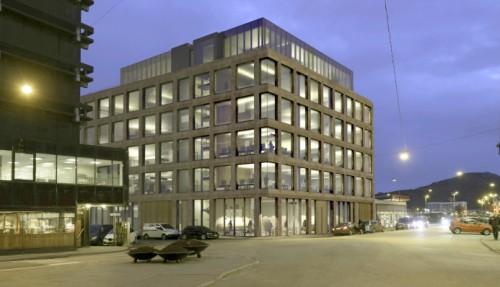 Rederikonfernasnen vil foregå i det nye Pir-bygget i Ålesund. Foto: Rederikonferansen 21
