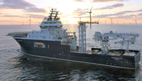 REM Offshore has chosen MZ Chemical System to safeguard sustainable operations for their fleet. Photo: REM Offshore.