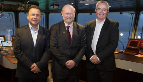 Geir Johan Bakke, Frode Bjørn Forland, Svein Haug