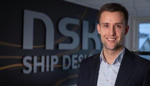 Mats Nygaard Johnsen er administrerende direktør i NSK Ship Design.