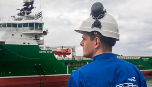 ertifisert HazMat Expert og IHM-inspektør Fredrik Muren var nylig om bord et av Havila sine fartøy og gjennomførte full inspeksjon. Nå venter inspeksjoner på resten av Havilas flåte på 23 skip.