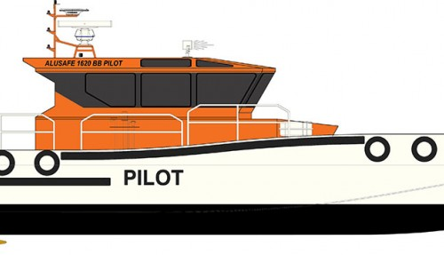 Alusafe 1620 BB Pilot