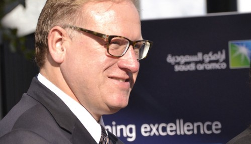 ONS-general, Leif Johan Sevland er strålende fornøyd oppslutningen om årets ONS som ble arrangert i en vanskelig tid for olje- og gassindustrien.
