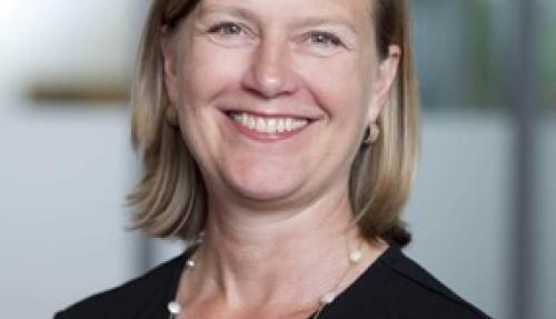 Bjørg Ekornrud er president for WISTA Norway. Foto: Wista