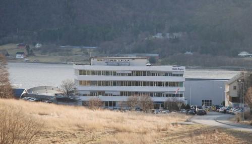Rolls-Royce Brattvåg er en av sitene som har blitt til Kongsberg. Arkivfoto: Kurt W. Vadset