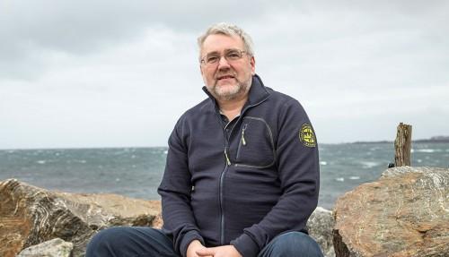 Tore Roaldsnes i Nordic wildfish sier kvaliteten på fisken blir betydelig bedre ved bruk av den nye frysemetoden.