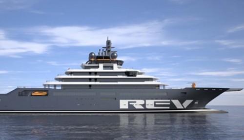 Kandidat: REV Ocean som er under bygging ved Vard Brattvåg. Illustrasjon: REV Ocean