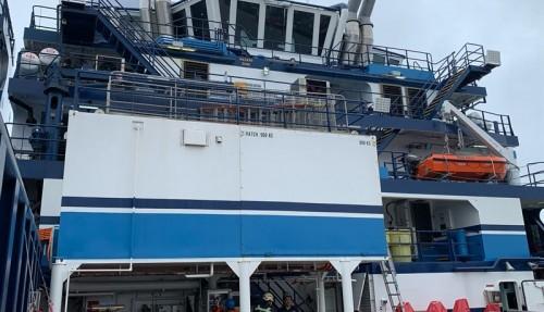 Corvus skal levere batteri til fire Harvey Gulf offshorefartøy Foto: Corvus.
