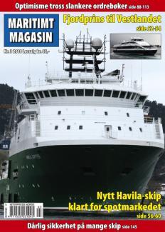 Forsiden av nr. 3/2010