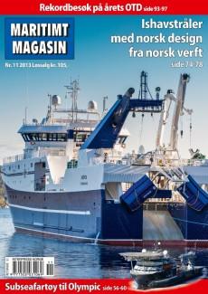 Forsiden av nr. 11/2013
