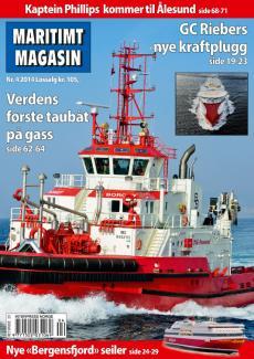 Forsiden av nr. 4/2014