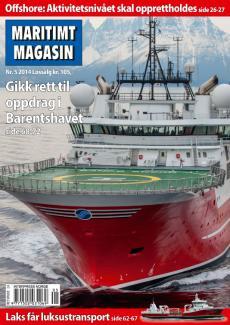 Forsiden av nr. 5/2014