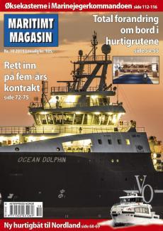 Forsiden av nr. 10/2015