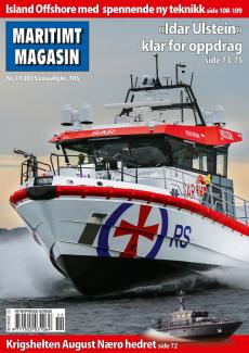 Forsiden av nr. 11/2015