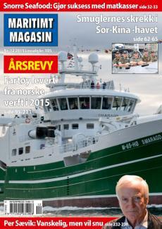 Forsiden av nr. 12/2015