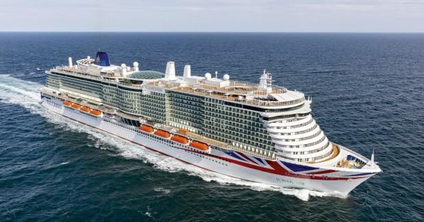 Etter planen skal nybygde Iona bli å se langs norskekysten og i norske fjorder hele sommersesongen både i 2021 og 2022. Alle foto: P&O Cruises