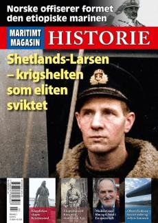 Forsiden av MMH nr. 03/2016