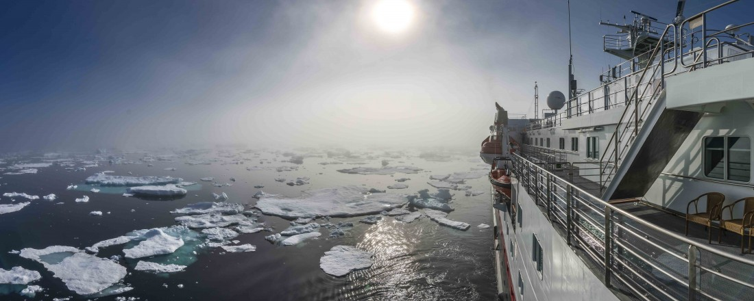 MS Spitsbergen. Foto: Karsten Bidstrup/Hurtigruten