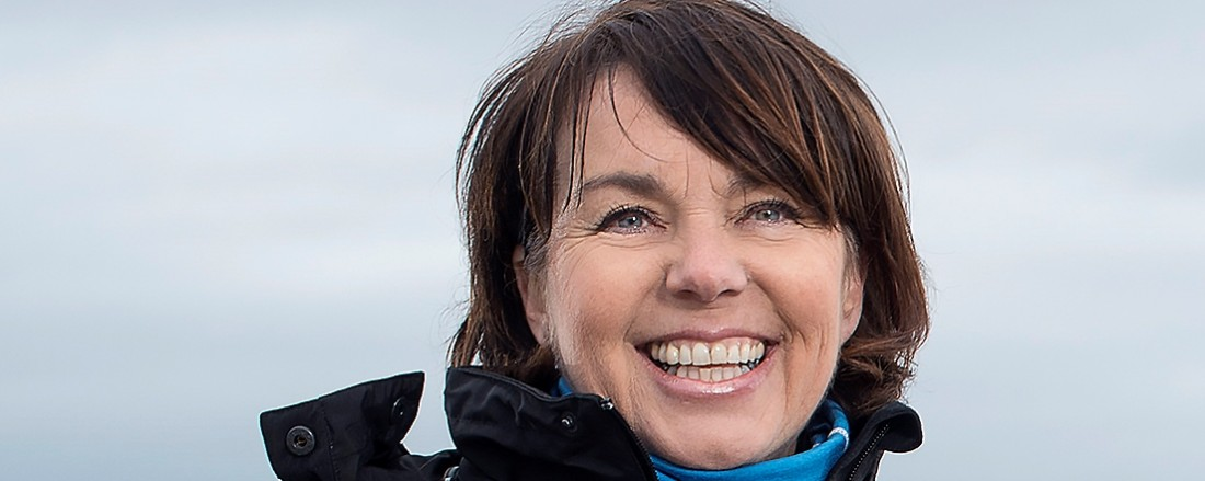 Bente Lund Jacobsen, administrerende direktør i Mørenot Aquaculture. Foto: Mørenot Aquaculture