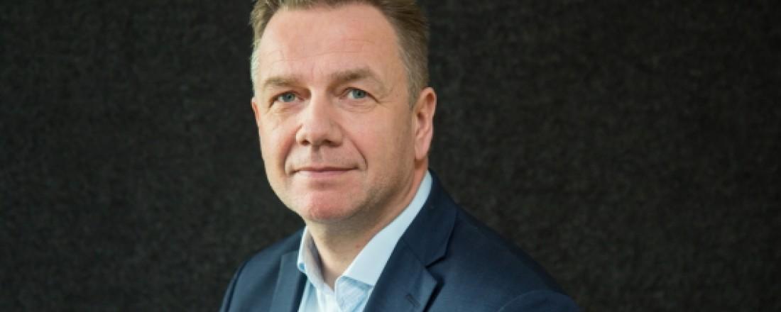 Avtroppende konserndirektør, Geir Johan Bakke. Foto: Siv-Elin Nærø.