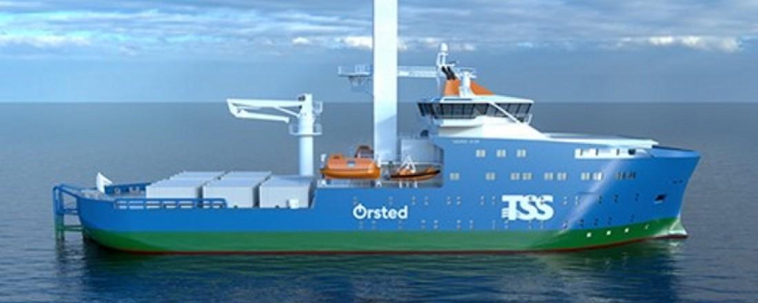Corvus Energy sine batterier vil bli installert som en del av Vards Sea-Q system ombord på vindmølle servicefartøyet (SOV) som skal leveres til Greater Changhua vindmøllepark