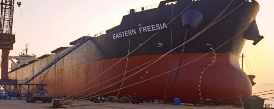MV Eastern Freesia
