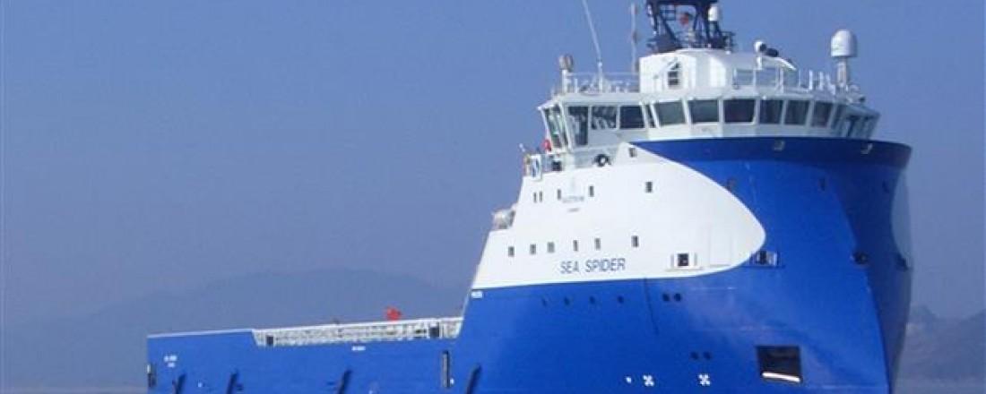 Normand Service (tidligere Sea Spider) er ett av Solstad-fartøyene som er sikret nye kontrakter. Foto: Solstad Offshore